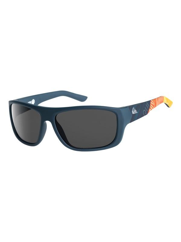 0 Arlo - Gafas de Sol para Chicos 3-7 Azul EQBEY03005 Quiksilver