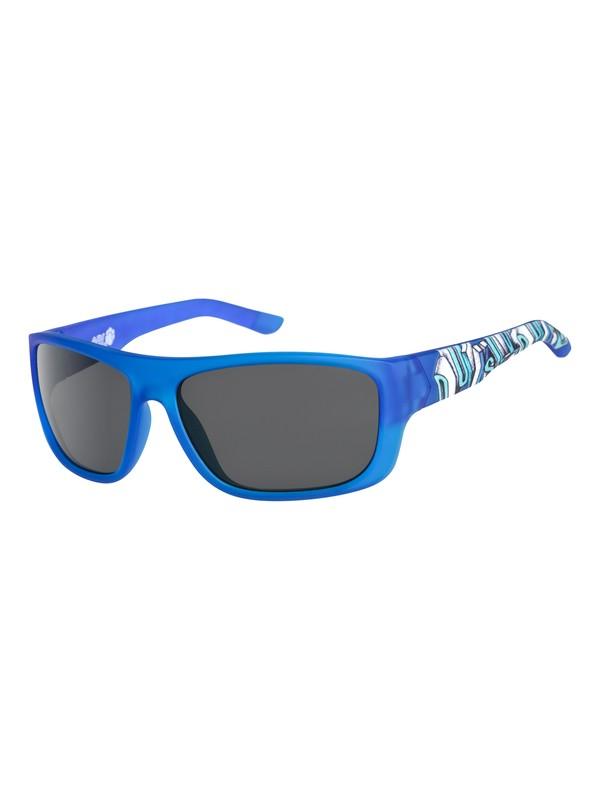 0 Arlo - Lunettes de soleil pour garçon 3-7 ans Bleu EQBEY03005 Quiksilver