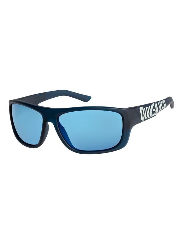 0 Arlo - Gafas de Sol para Chicos 3-7 Marron EQBEY03005 Quiksilver