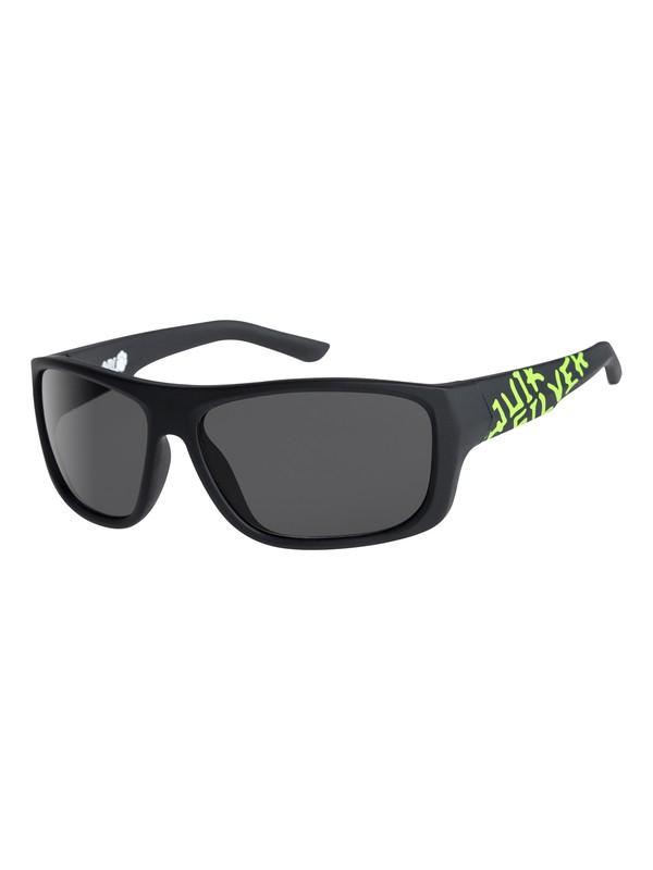 0 Arlo - Gafas de Sol para Chicos 3-7 Gris EQBEY03005 Quiksilver