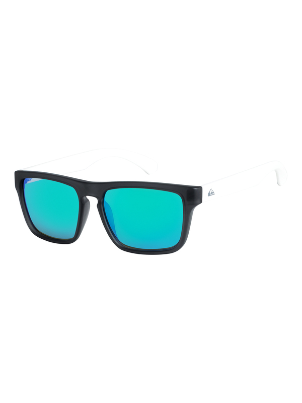 0 Small Fry - Sunglasses for Boys 8-16 Grey EQBEY03006 Quiksilver