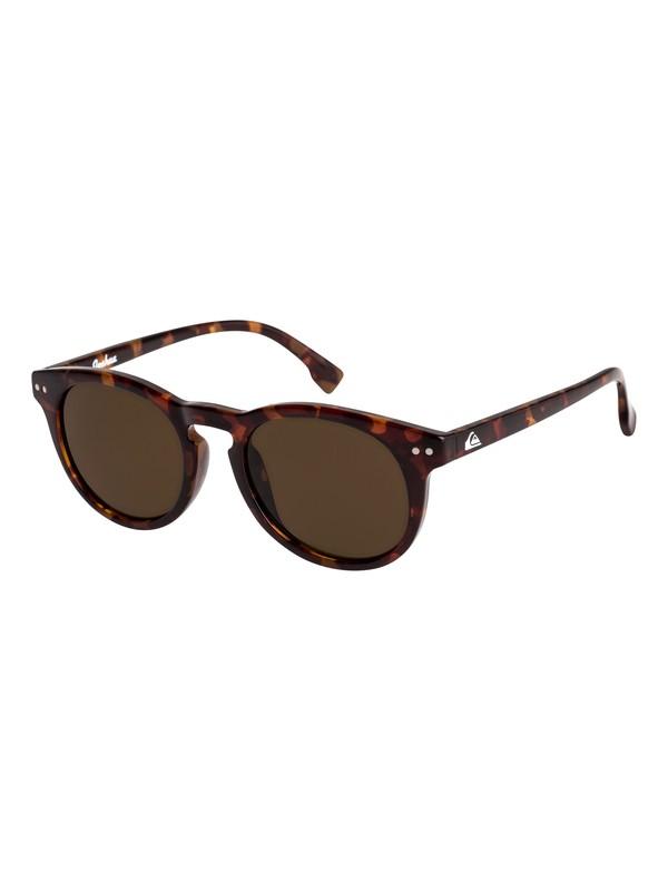 0 Joshua - Gafas de Sol para Chicos Marron EQBEY03007 Quiksilver