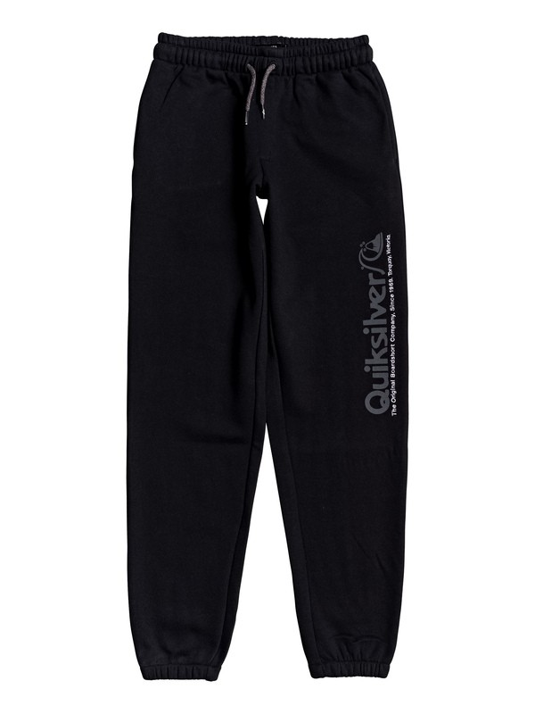 0 Trackpant - Tracksuit Bottoms Black EQBFB03084 Quiksilver