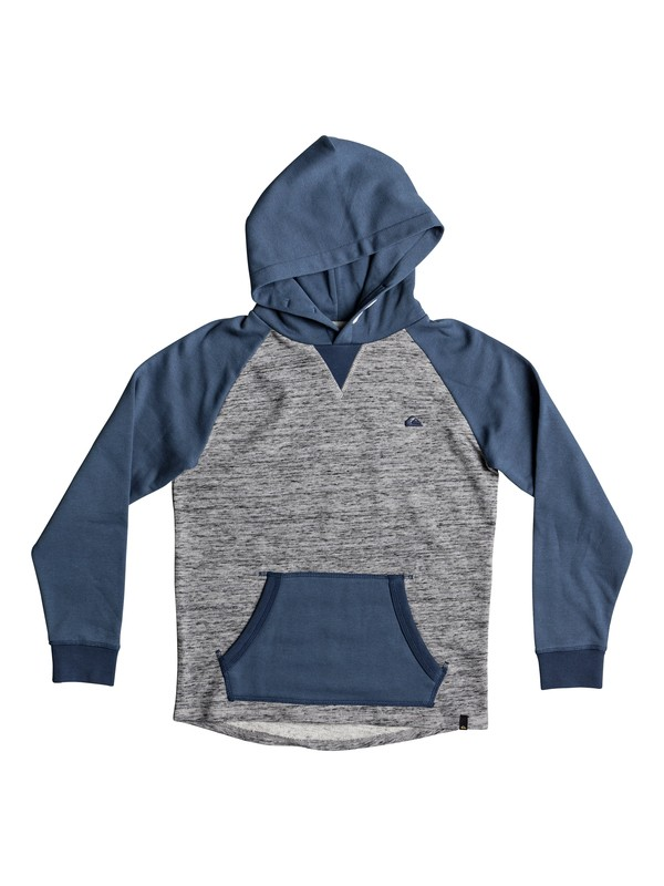 0 Stimpies - Hoodie für Jungen 8-16 Blau EQBFT03427 Quiksilver
