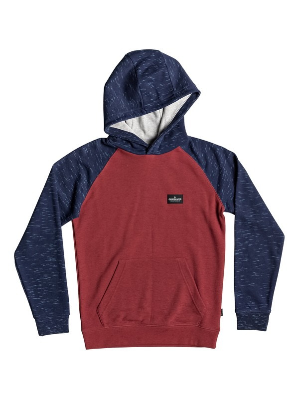 0 Felicis - Hoodie for Boys 8-16 Red EQBFT03500 Quiksilver