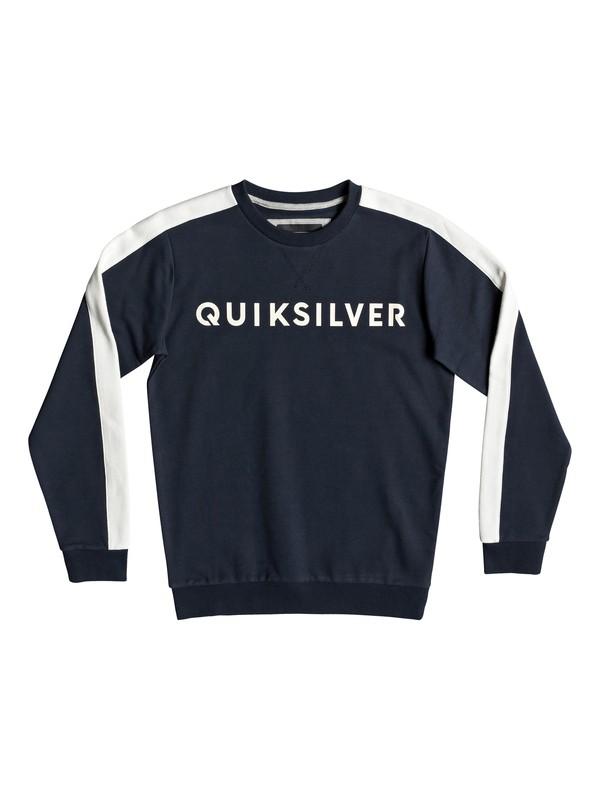 0 Bun Bury - Sweatshirt for Boys 8-16 Blue EQBFT03503 Quiksilver