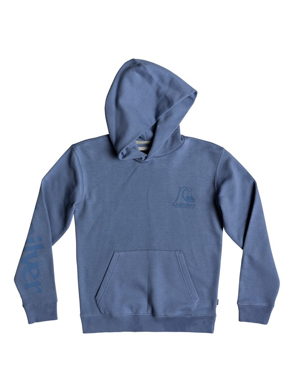 0 Spring Roll - Hoodie for Boys 8-16 Blue EQBFT03517 Quiksilver