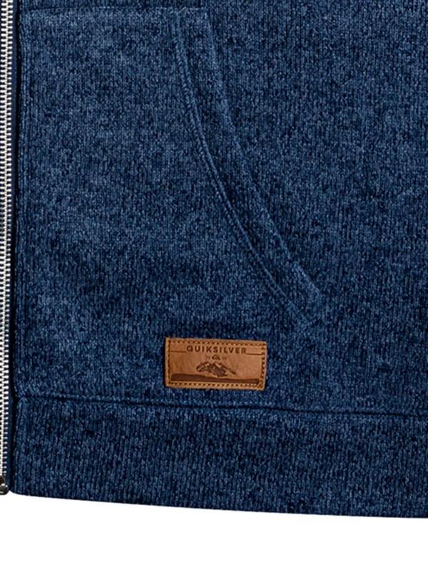 Keller Block - Zip-Up Fleece Lined Hoodie for Boys 8-16  EQBFT03546