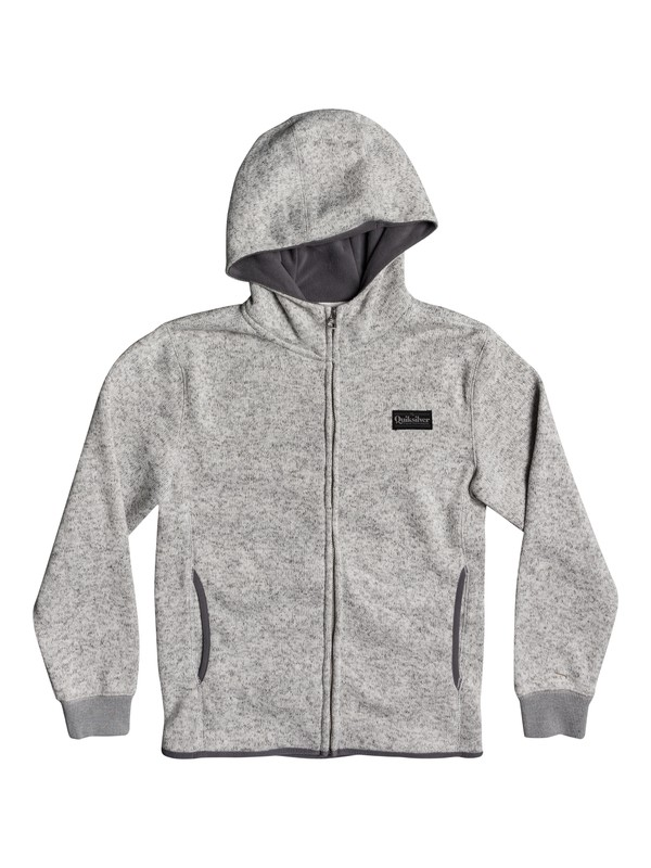 Keller - Zip-Up Polar Fleece Hoodie for Boys 8-16  EQBFT03643