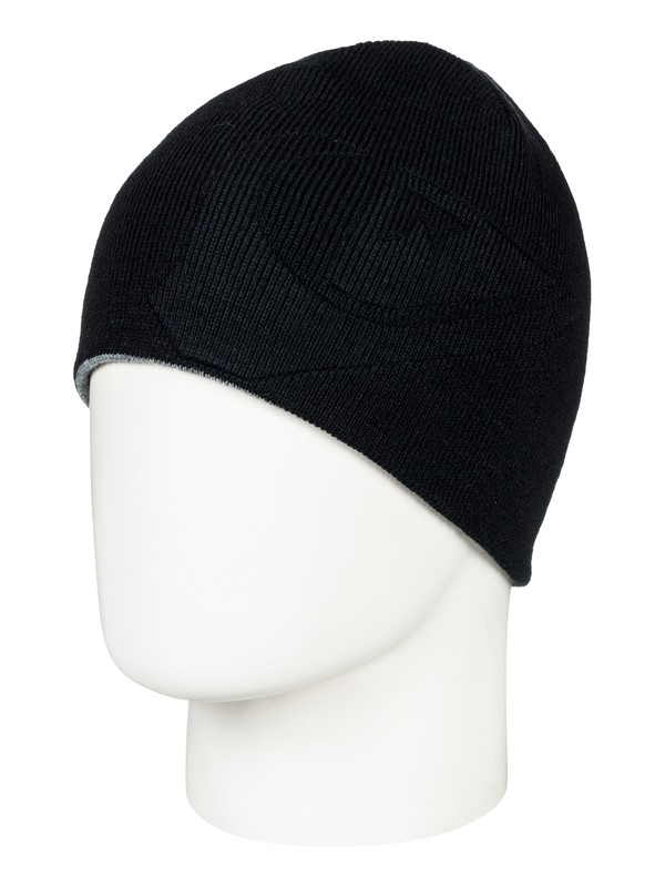 0 M&W - Beanie for Boys 8-16 Black EQBHA03032 Quiksilver