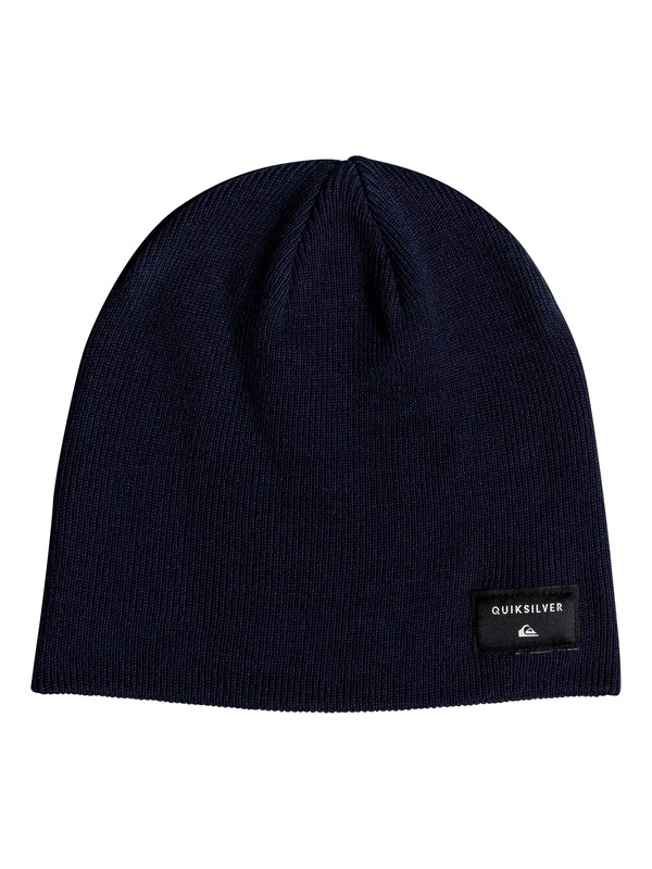 0 Cushy Slouch - Beanie for Boys 8-16 Blue EQBHA03037 Quiksilver