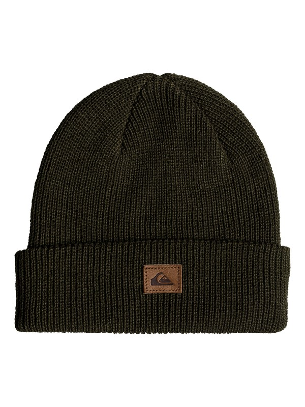 0 Performed - Beanie for Boys 8-16 Brown EQBHA03038 Quiksilver