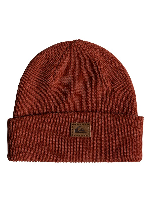 0 Performed - Beanie Red EQBHA03038 Quiksilver