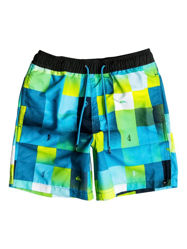 "0 Check Mark 15"" - Short de bain  EQBJV03096 Quiksilver"