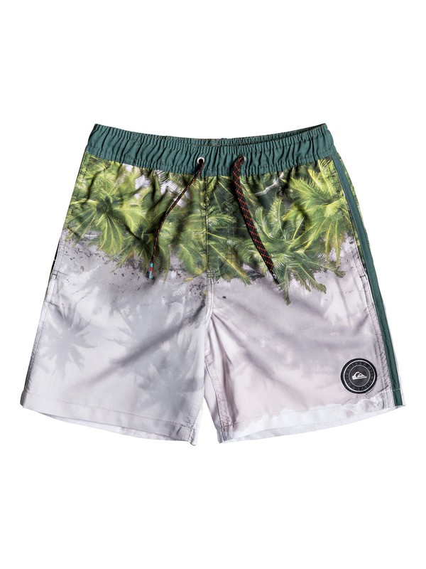 "0 Jetlag 15"" - Swim Shorts for Boys 8-16 Brown EQBJV03197 Quiksilver"