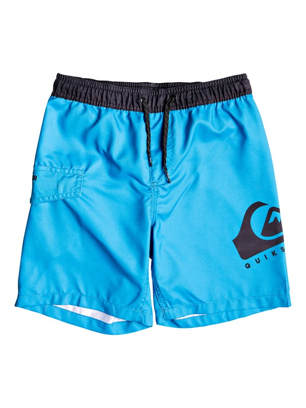 "0 Critical 15"" - Swim Shorts for Boys 8-16 Blue EQBJV03199 Quiksilver"