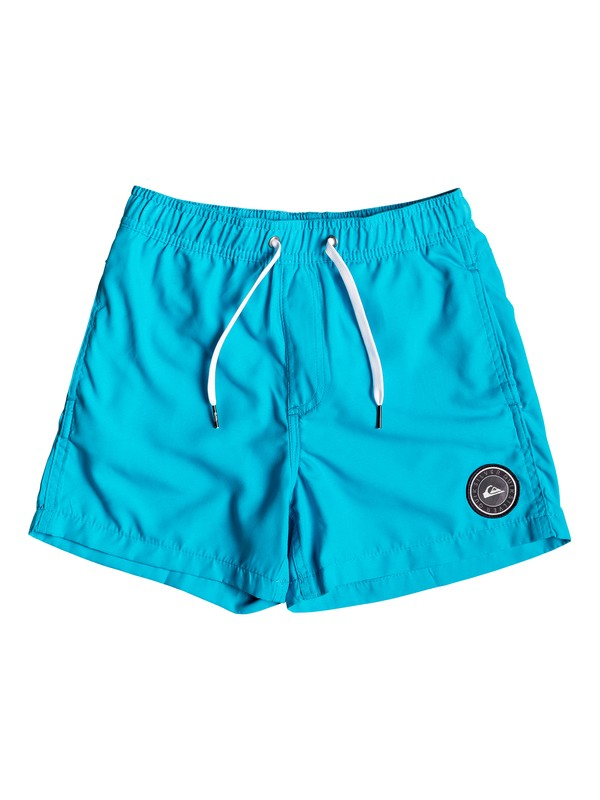 "0 Everyday 13"" - Swim Shorts for Boys 8-16 Blue EQBJV03202 Quiksilver"