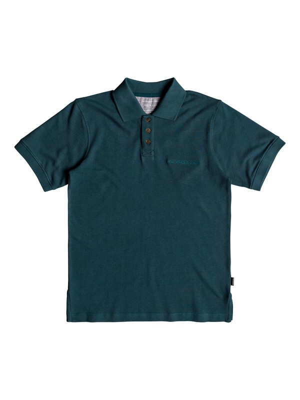 0 Boy's 8-16 Tori Pass Short Sleeve Polo Shirt  EQBKT03189 Quiksilver