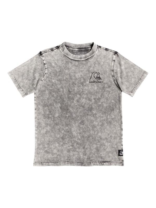 0 Lennox Head - T-Shirt Black EQBKT03227 Quiksilver