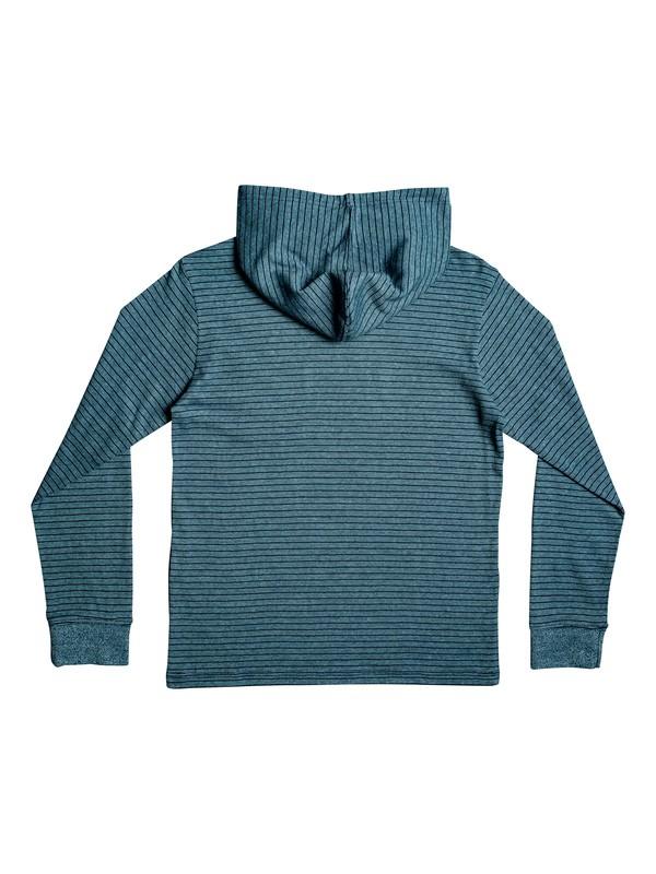 Zermet - Hooded Long Sleeve Pocket T-Shirt for Boys 8-16  EQBKT03232