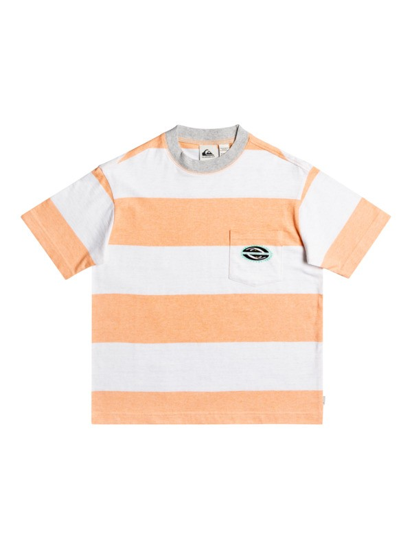 Full Charge - Organic T-Shirt for Boys 8-16  EQBKT03285