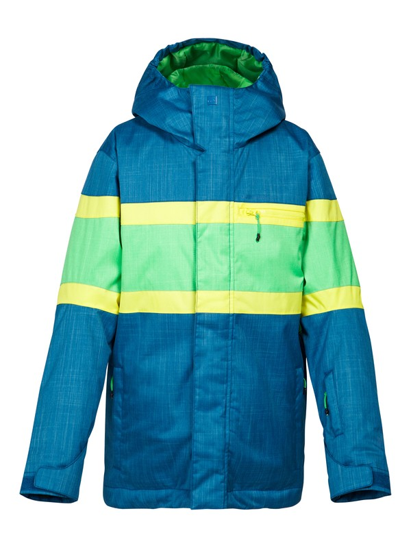0 Fraction 10K Youth Jacket  EQBTJ00034 Quiksilver