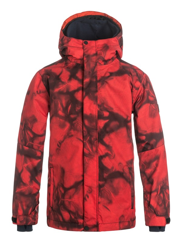 0 Mission - 3-in-1 Snow Jacket  EQBTJ03029 Quiksilver