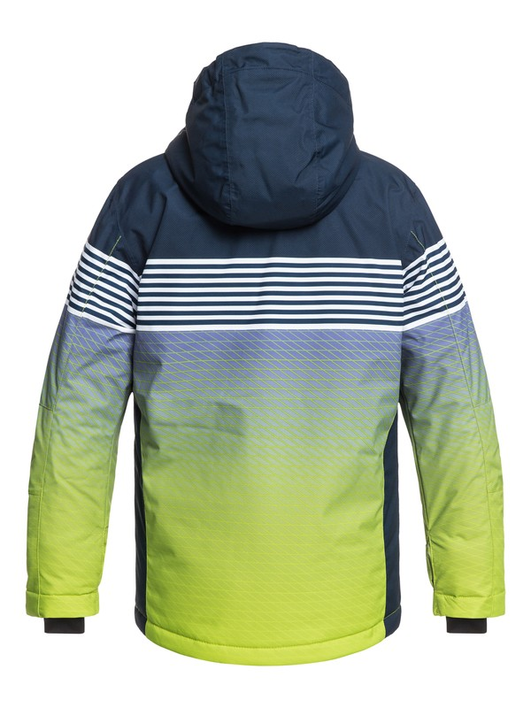 Mission - Snow Jacket for Boys 8-16  EQBTJ03077
