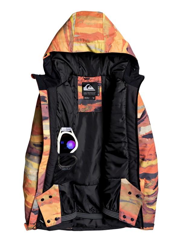 Mission - Snow Jacket for Boys 8-16  EQBTJ03098
