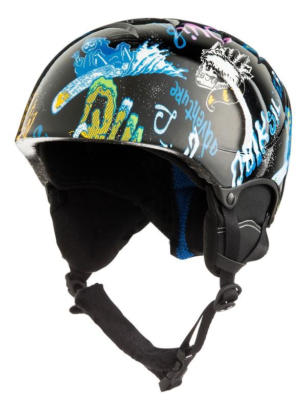 0 The Game - Casco da sci/snowboard da Ragazzo 8-16 Black EQBTL03011 Quiksilver