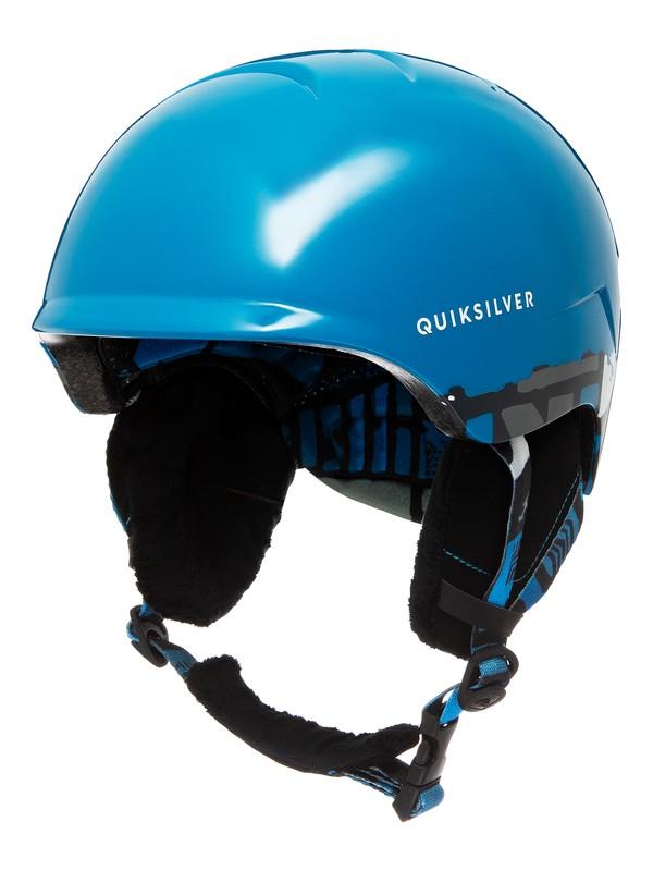 0 Slush Snowboard/Ski Helmet Blue EQBTL03014 Quiksilver