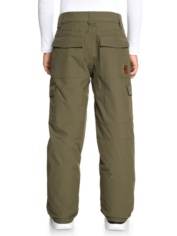 Porter - Snow Pants for Boys 8-16  EQBTP03024