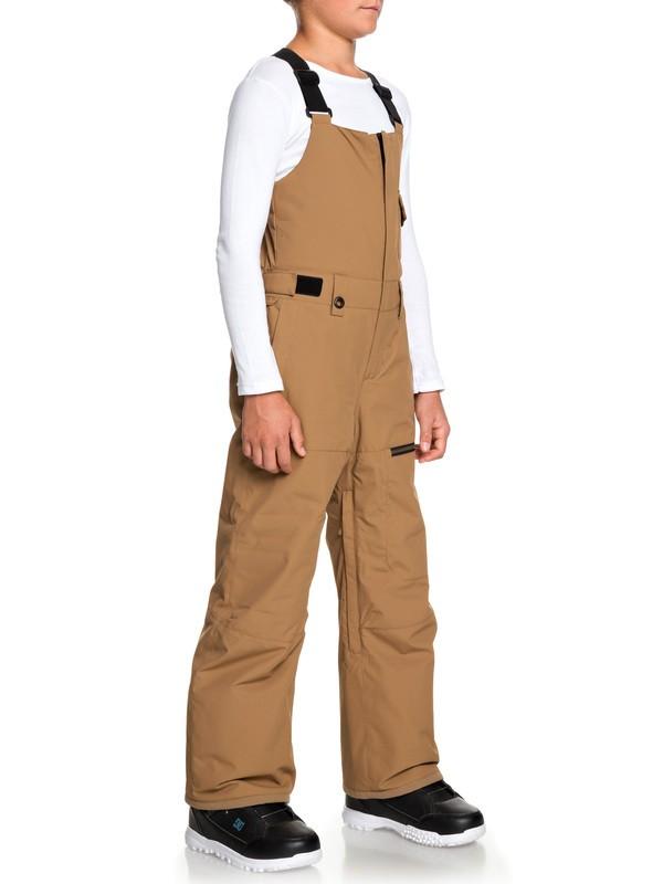 Utility - Snow Bib Pants for Boys 8-16  EQBTP03025