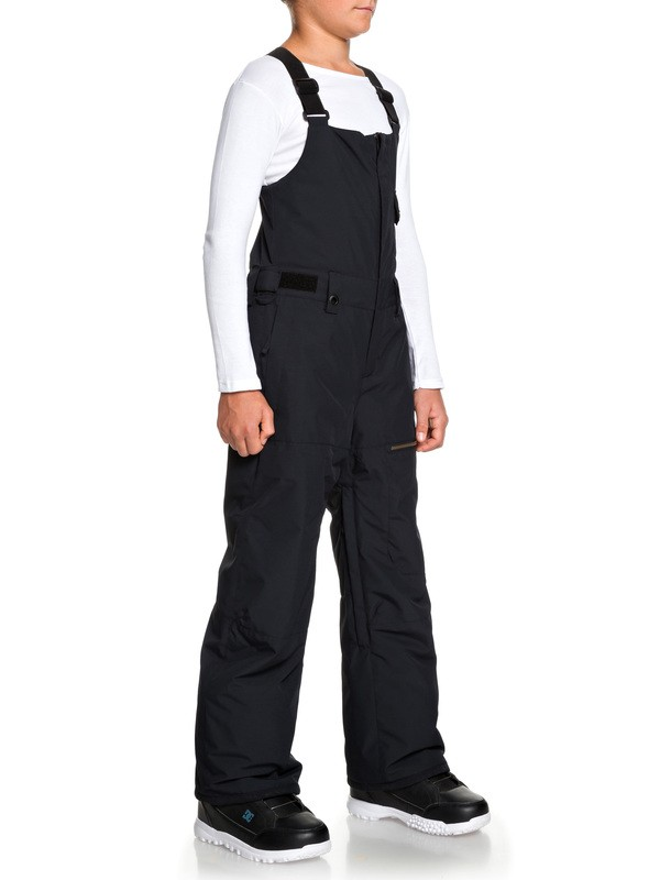Utility - Snow Bib Pants for Boys 8-16  EQBTP03025