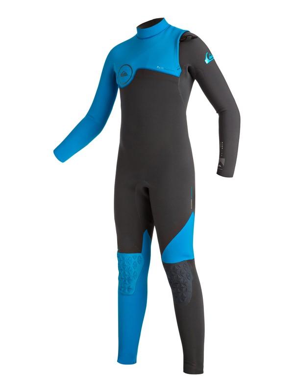 0 Highline Zipperless 3/2mm - Zipperless Full Wetsuit  EQBW103004 Quiksilver