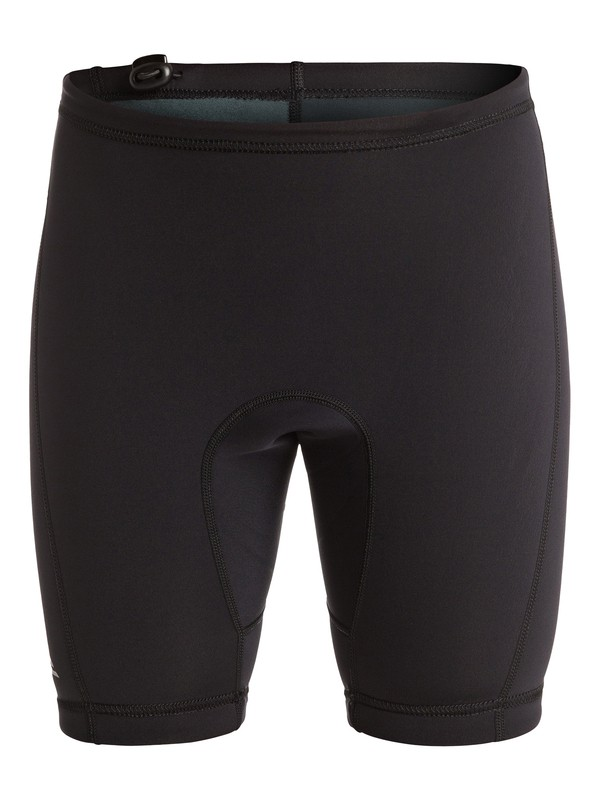 0 Syncro 1mm - Neoprene Shorts Black EQBWH03003 Quiksilver