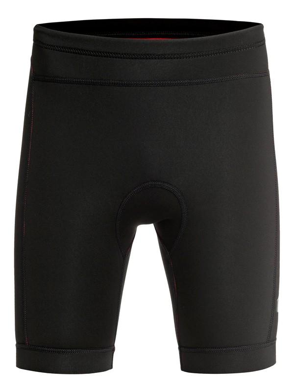 0 1mm Syncro - Neoprene Shorts for Boys 8-16 Black EQBWH03007 Quiksilver