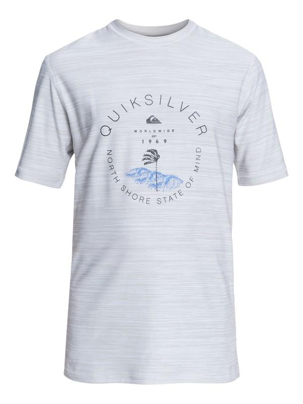 0 Radicals Surf - Camiseta de Surf Anfibia para Chicos 8-16 Blanco EQBWR03045 Quiksilver