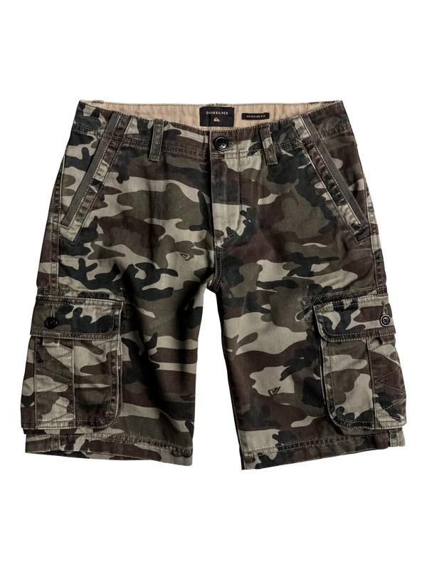 0 Niños  8-16  Shorts Cargo Deluxe Everyday  EQBWS03126 Quiksilver