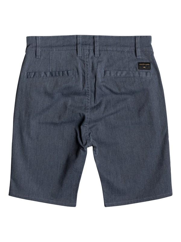 "New Everyday Union 17"" - Chino Shorts for Boys 8-16  EQBWS03223"