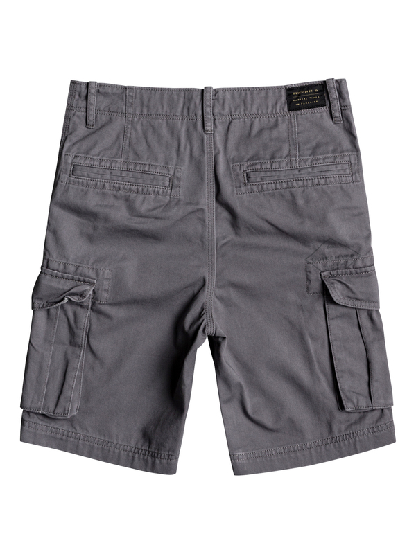 "Crucial Battle 18"" - Cargo Shorts for Boys 8-16  EQBWS03226"