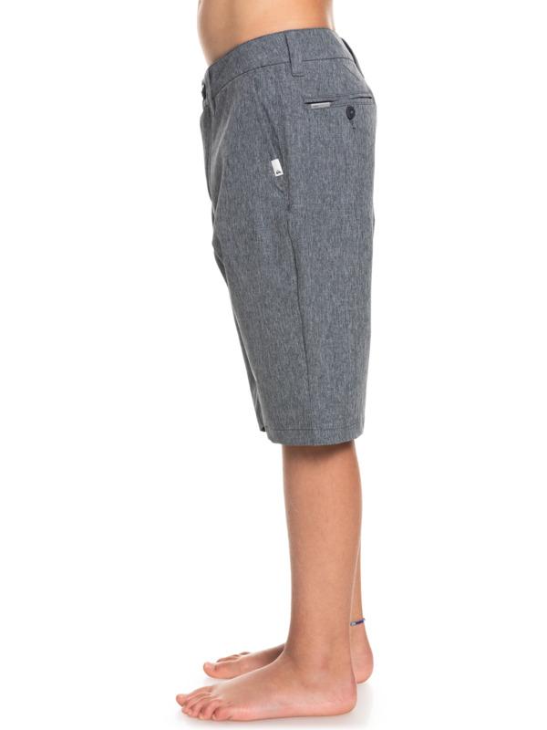 """Union Heather 19"""" - Amphibian Board Shorts for Boys 8-16  EQBWS03312"""