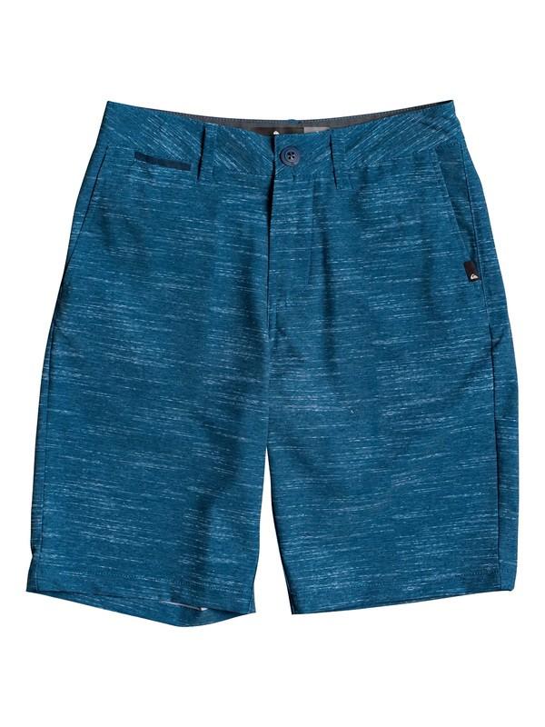 """Union Slub 18"""" - Amphibian Board Shorts for Boys 8-16  EQBWS03314"""