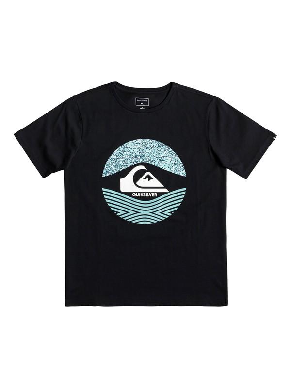 0 Stomped On - T-shirt pour garçon 8-16 ans Noir EQBZT03895 Quiksilver