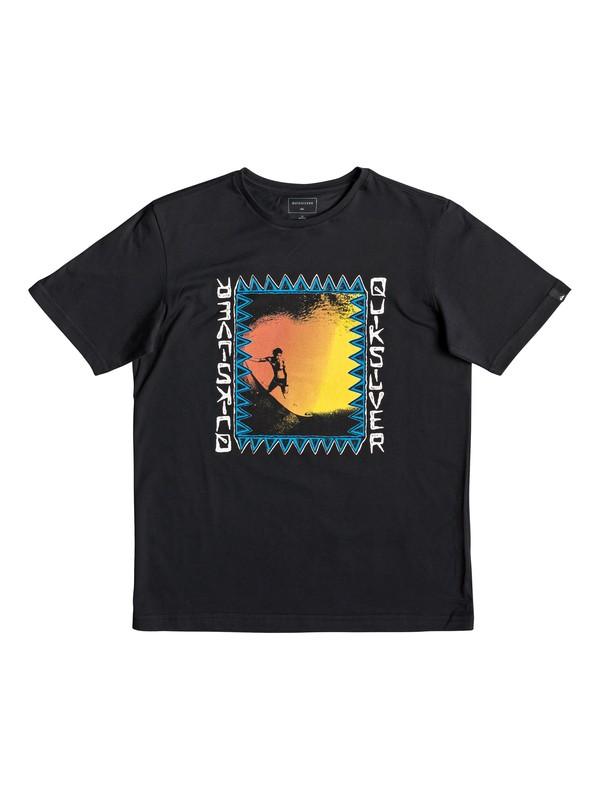 0 Ka Riding - T-Shirt for Boys 8-16 Black EQBZT03905 Quiksilver
