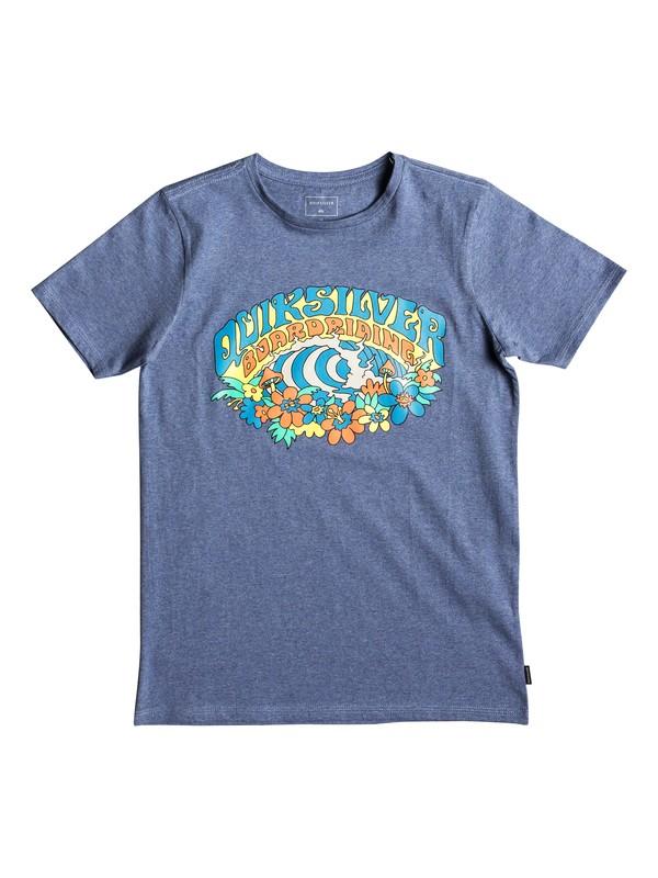 0 Phantasy Land - T-Shirt for Boys 8-16 Blue EQBZT03921 Quiksilver