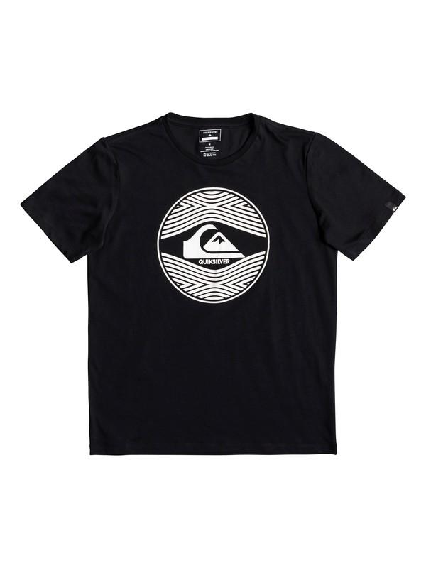 0 Razorsedge - T-shirt pour garçon 8-16 ans Noir EQBZT03924 Quiksilver