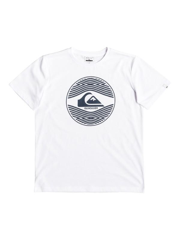 0 Razorsedge - T-shirt pour garçon 8-16 ans Blanc EQBZT03924 Quiksilver