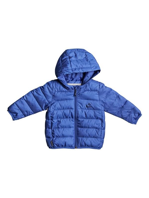 0 Куртка Scaly Синий EQIJK03008 Quiksilver