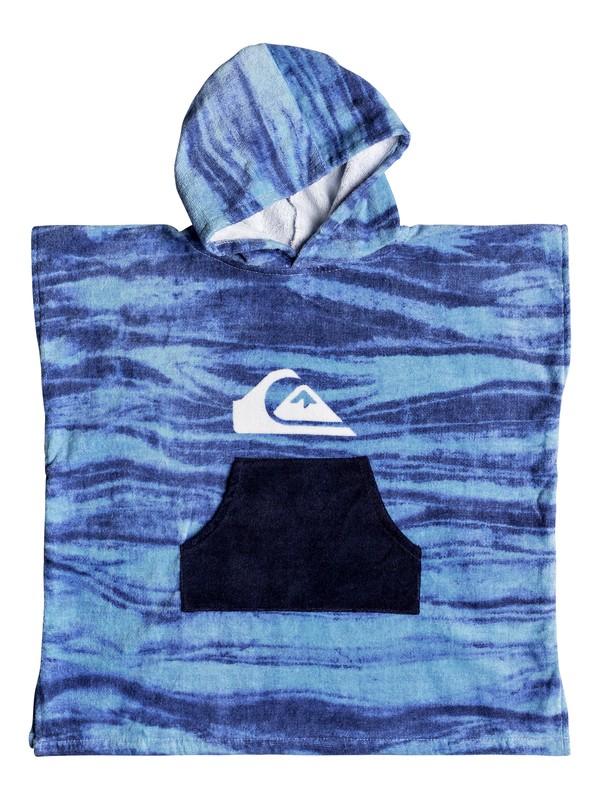 0 Quiksilver -Poncho  Surf  EQKAA03014 Quiksilver